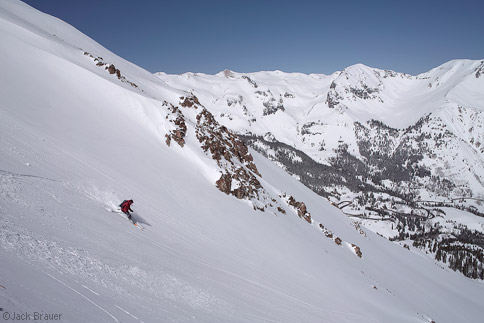 Backcountry Skiing Colorado