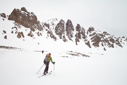 Cathedral Peak, Aspen, Colorado