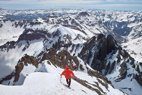 Sneffels ridge