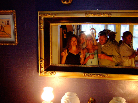 Mirror Portrait
