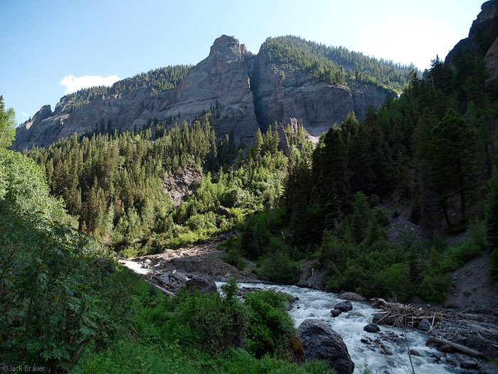 Cow Creek, Colorado