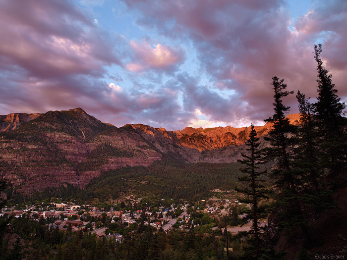 Ouray Sunset