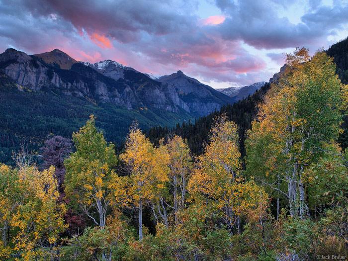 Twin Peaks Sunset