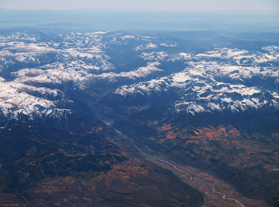 Ouray Aerial