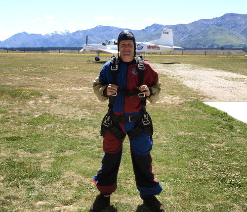 Wanaka Skydiving