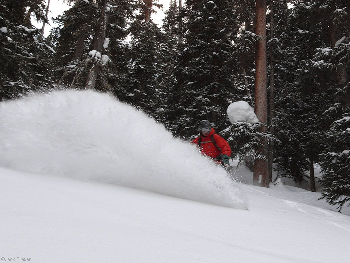 Powder Carve