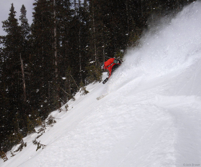 Snowboarding Carve
