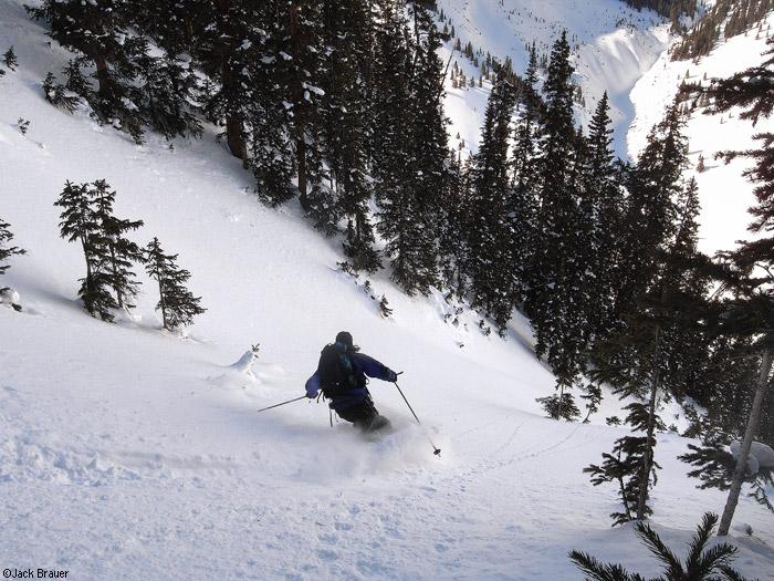 Skiing Paradise