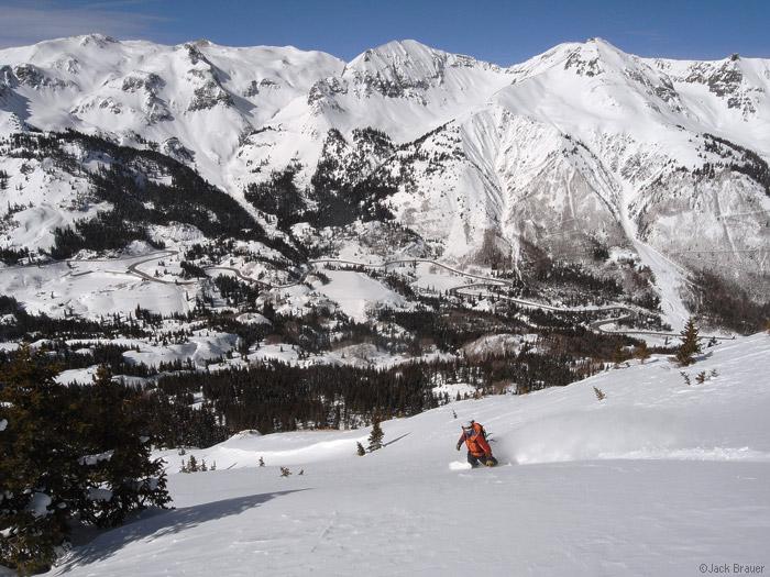 Snowboarding Colorado