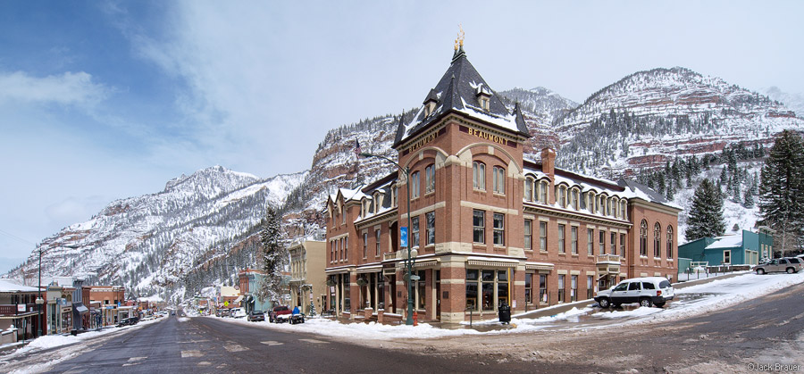 Beaumont, Ouray, Colorado