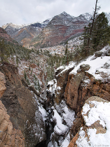 Box Canyon and Ouray