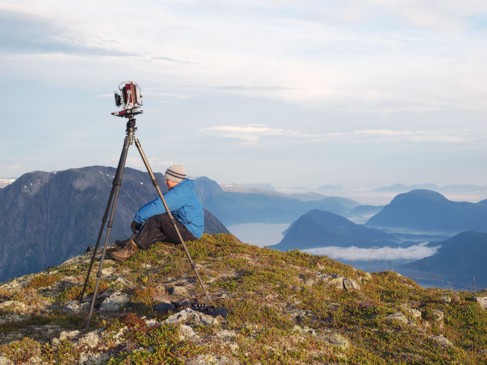 above Andalsnes