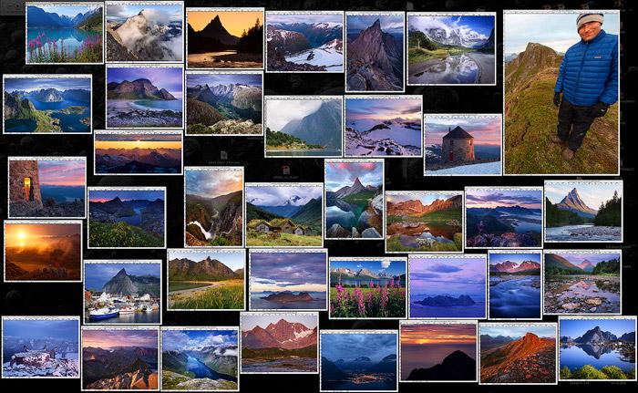 Norway Mountain Photos