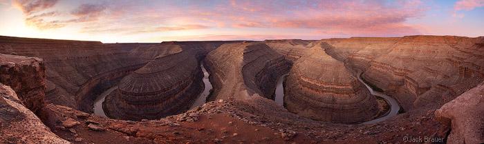 Great Goosenecks of the San Juan River, Utah