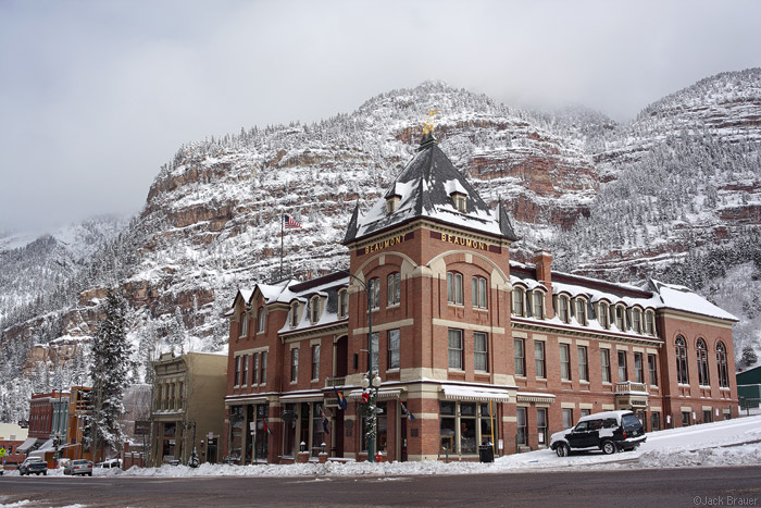 Beaumont, Ouray, Colorado