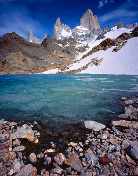 Laguna de los Tres, and Monte Fitz Roy