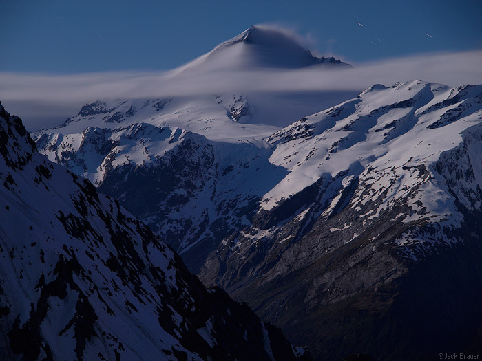 Mount Aspiring Moonlight