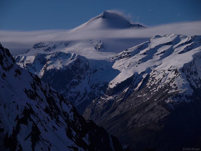 Mount Aspiring Moonlight