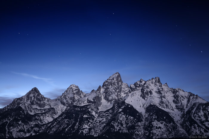 teton Moonlight