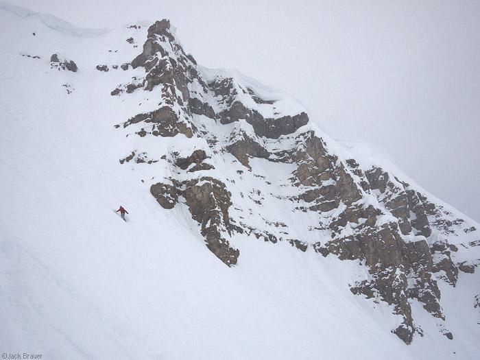 Snowboarding Jackson Hole