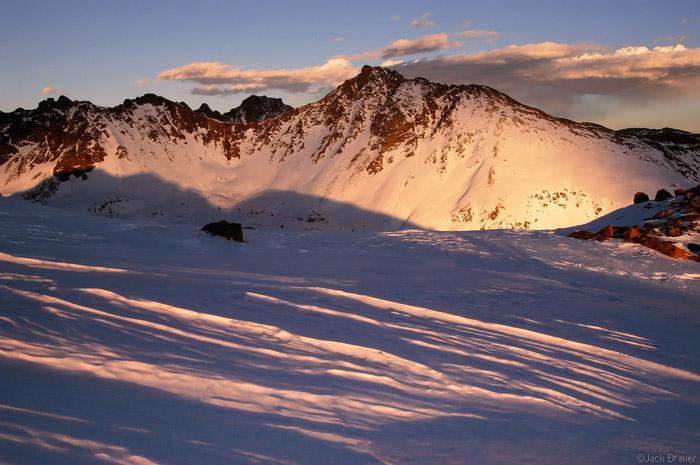 Snow Peak, Gore Range, Colorado