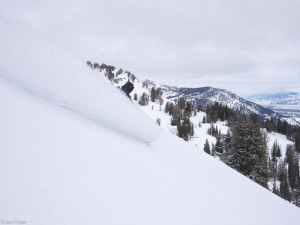 Teton Pass powder