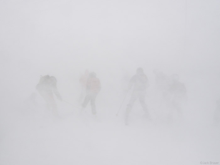 Jackson Hole summit in Storm