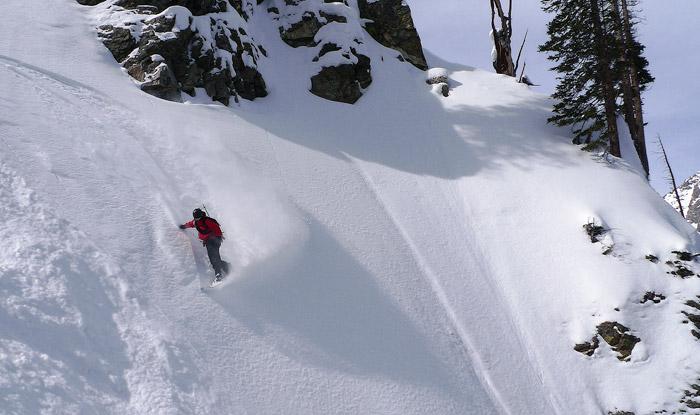 Snowboarder: Jack Brauer