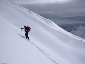 HIking Mt. St. Helens