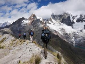 Jirishanca Ridge Hike