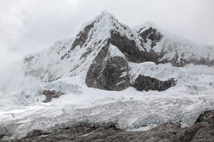 Nevado Chacraraju, Peru