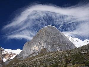 Siula cloud