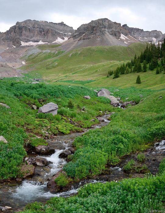 Weehawken Basin, Colorado