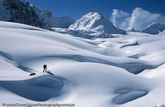 Grant Dixon ski photo
