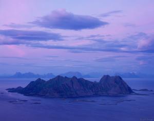 Svolvær, Lofoten Islands, Norway