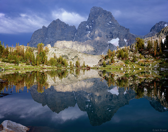 Teton Reflection, Wyoming