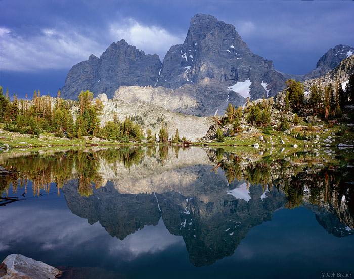 Teton Reflection, Wyoming