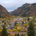 Autumn in Ouray, Colorado