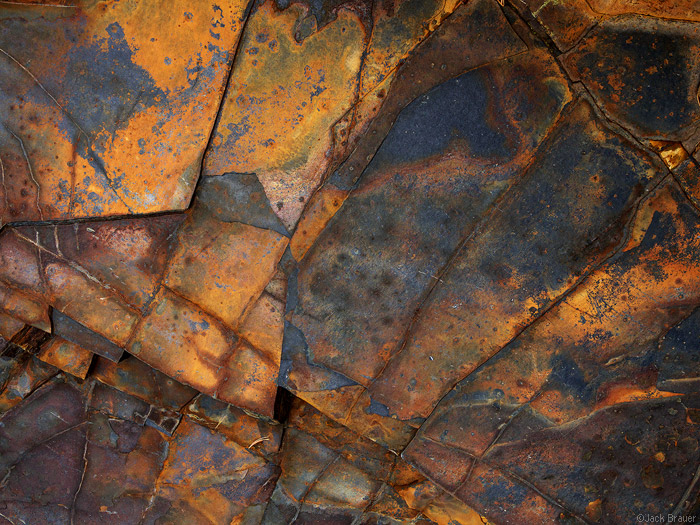 Rusty Rocks #1