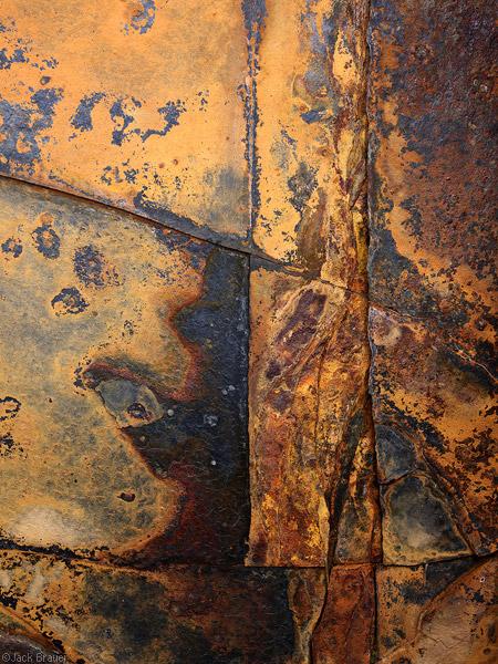 Rusty Rocks #3