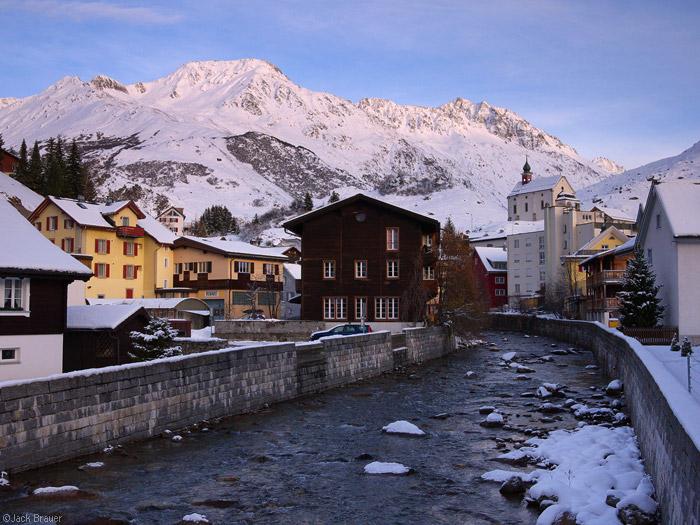 Andermatt, Switzerland