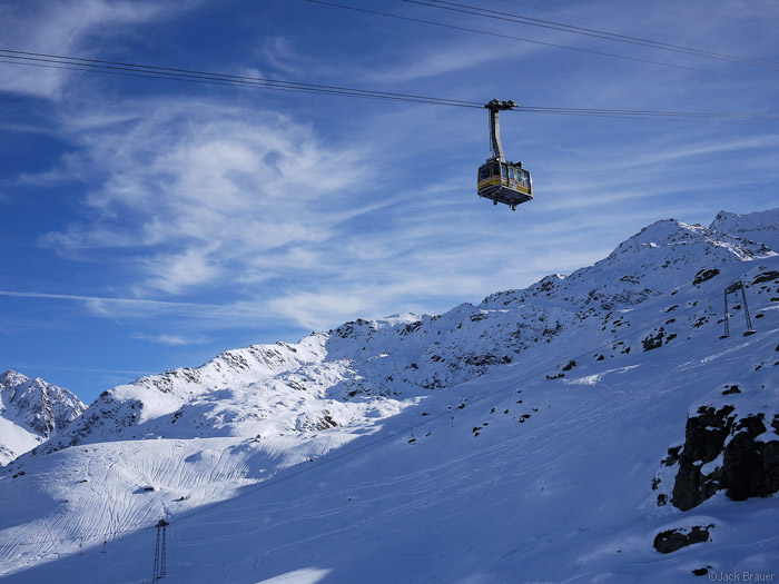 Andermatt tram, Switzerland