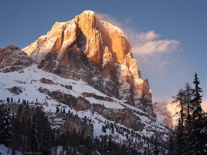 Tofane, Cortina, Dolomites, Italy