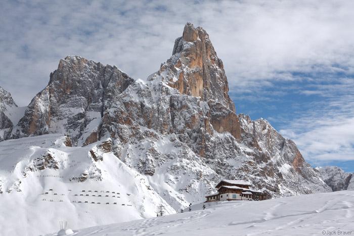 Cimon della Pala, San Martino, Dolomites, Italy