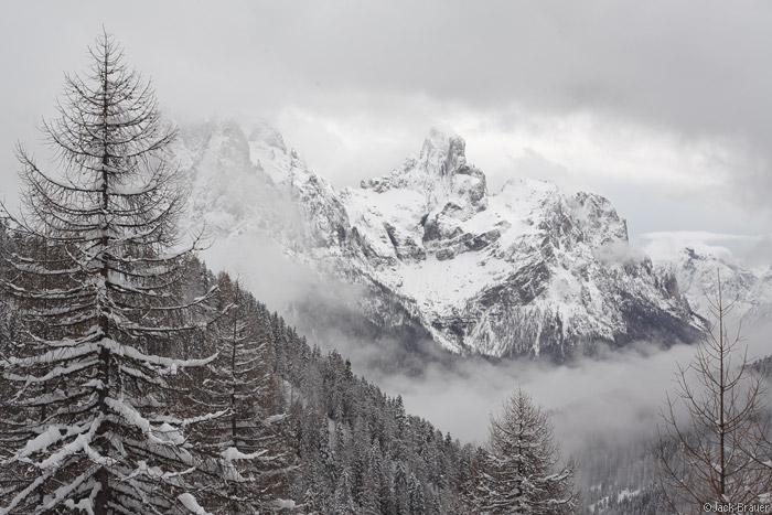 Cima della Madonna, San Martino, Dolomites, Italy