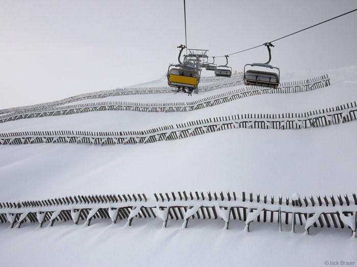 avalanche fences