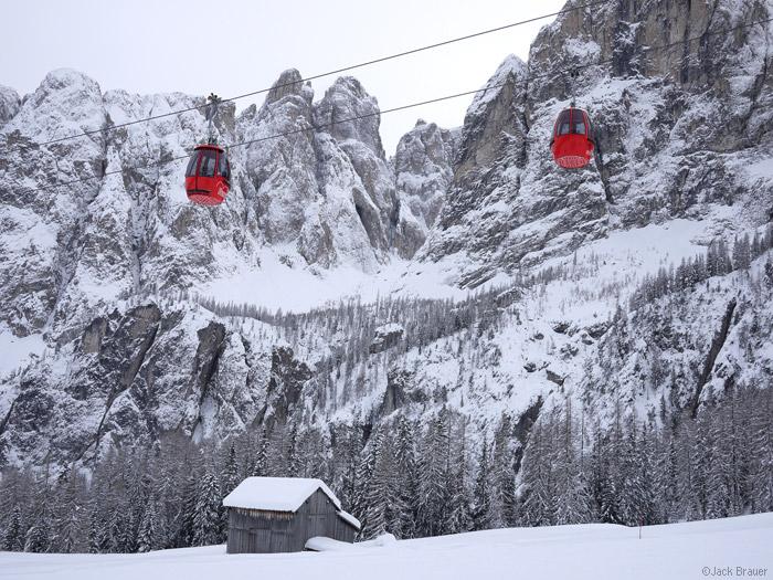 Val di Mesdi, Corvara, Dolomites, Italy