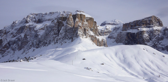 Sella Group, Dolomites, Italy