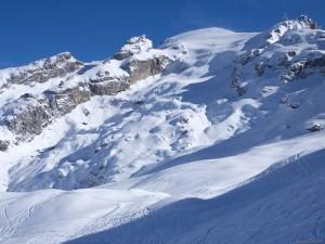 Steinberg Glacier, Engelberg, Switzerland