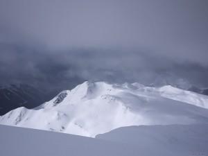 Snowy San Juan Mountains, Colorado